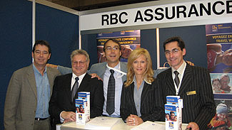 Paxnouvelles 18e salon international tourisme voyages for Assurance maison rbc
