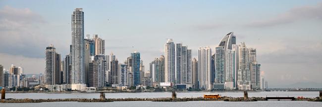 Panama City : Dubaï en Amérique centrale