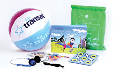 Air Transat se distingue en remportant de nouveau le Family Friendly Airline Award !