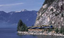 Le printemps s'invite à bord du Rocky Mountaineer