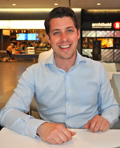 David Grégoire, vice-président technologies de Voyages à Rabais