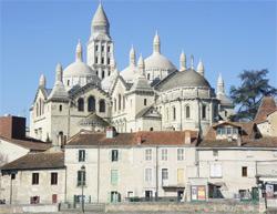 Périgueux, La Cathédrale Saint-Front