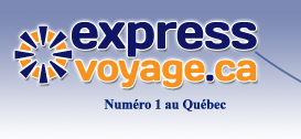 ExpressVoyage.ca - Numéro 1 au Quebec